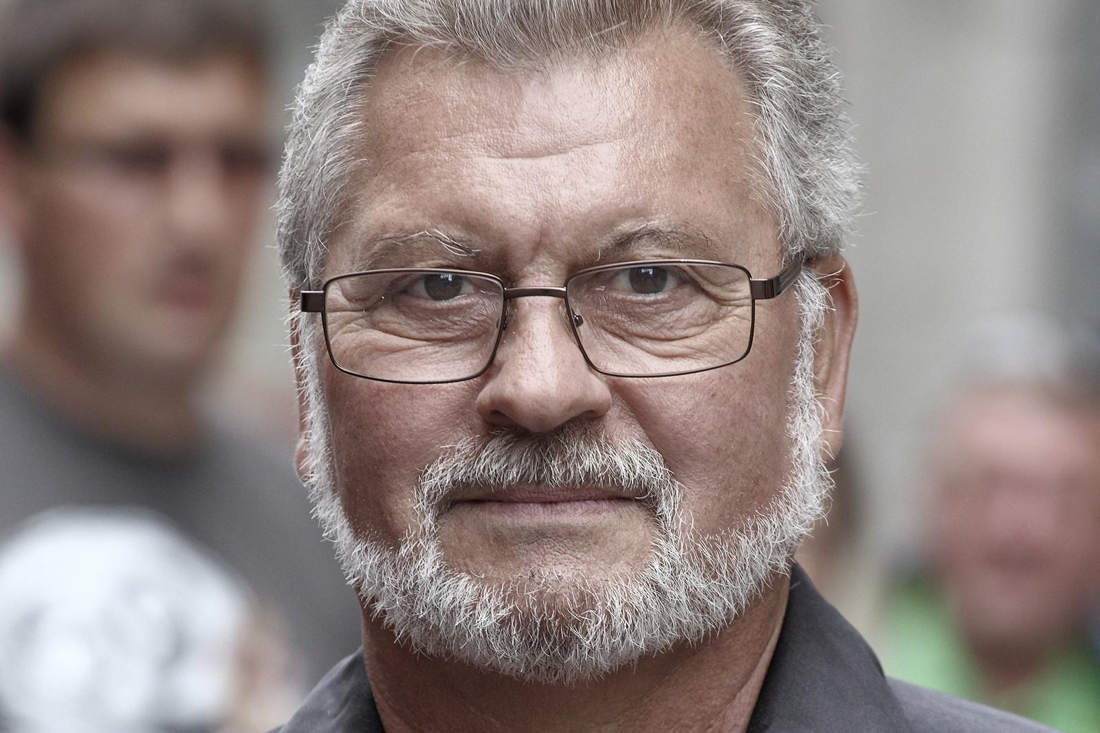 Mann aus Leipzig