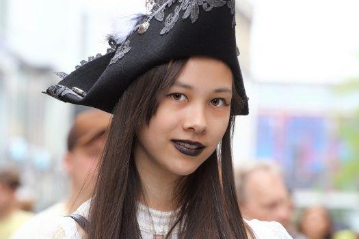 WGT 2015: Im Piraten-Look