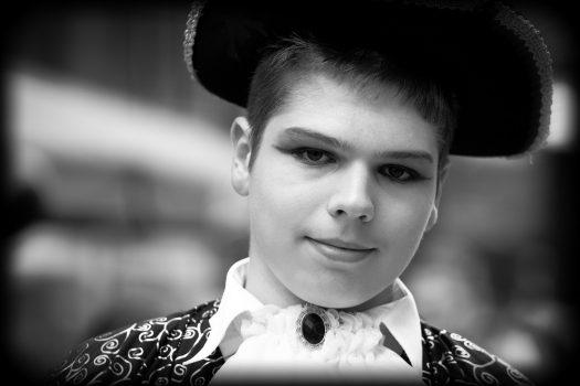 Junger Torero