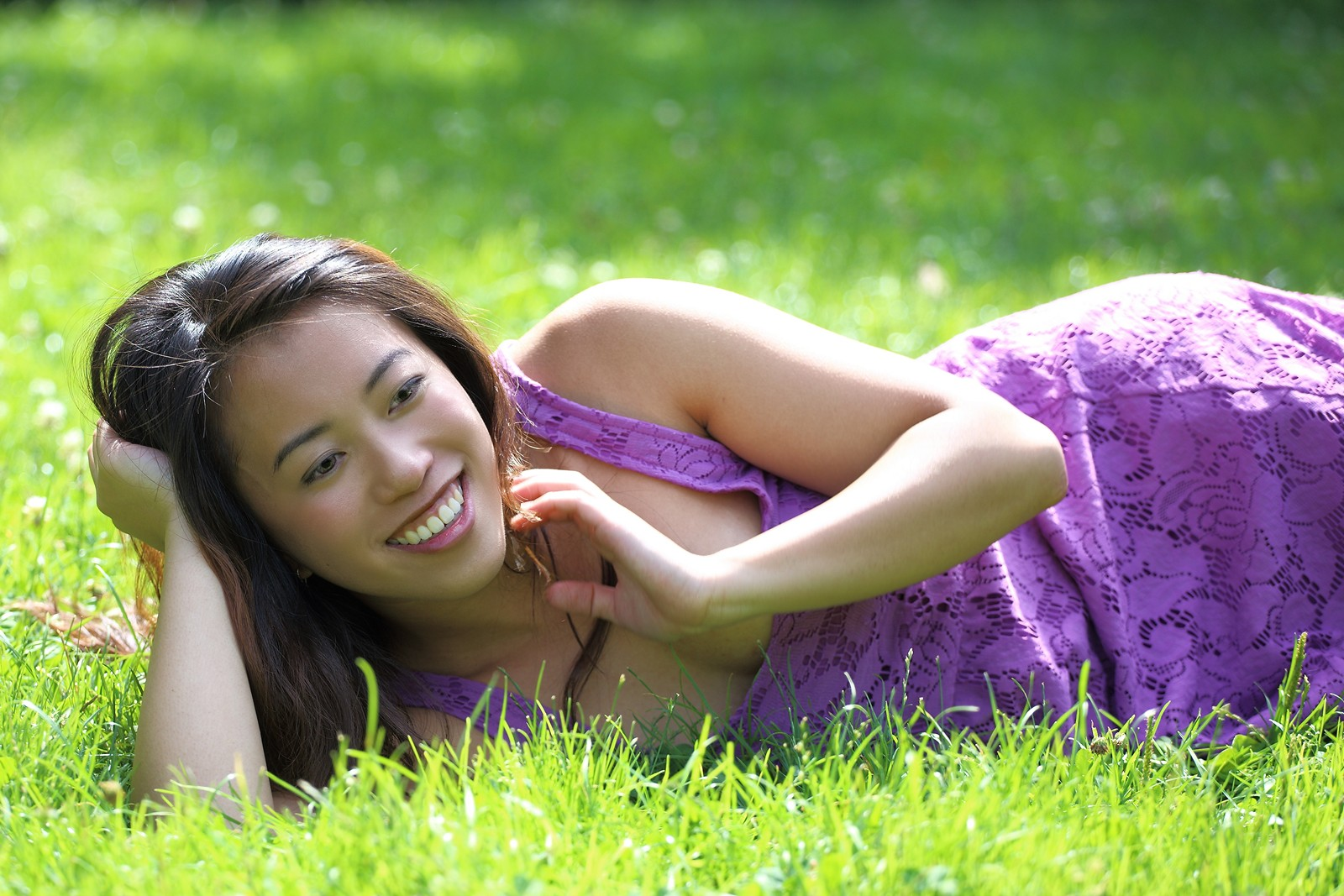 Outdoor mit Trang Luu