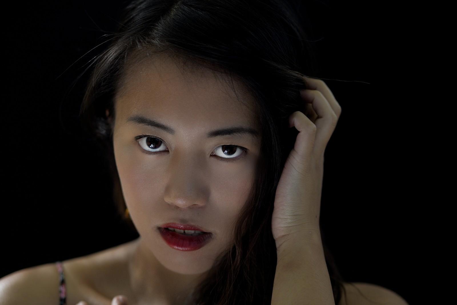 Portrait mit Trang Luu