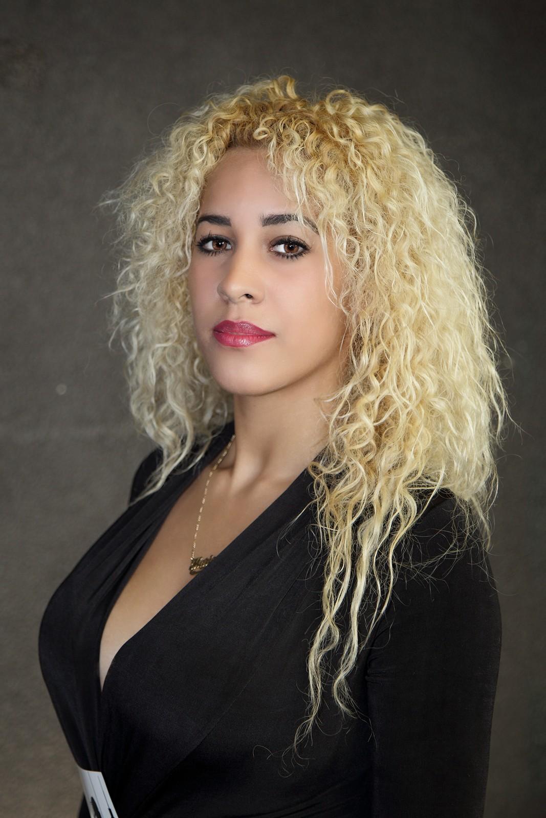 Portrait von Maricelys