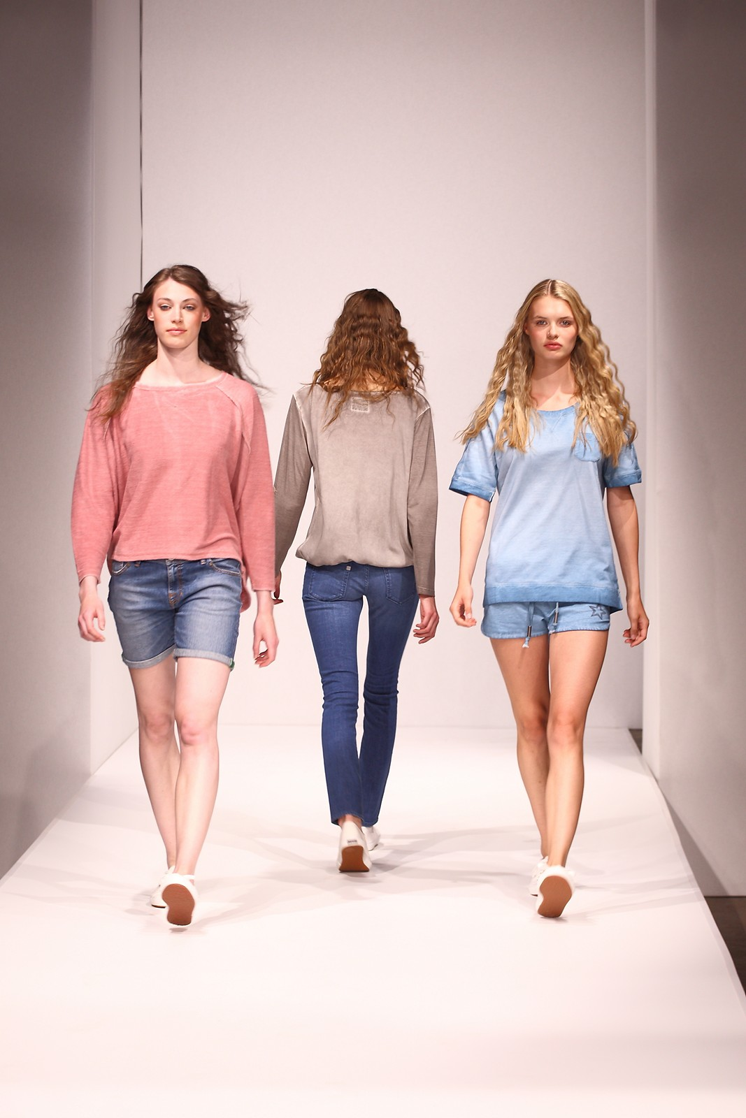Modenschau Ethical Fashion on Stage 2015
