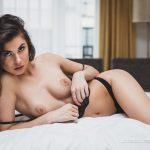 Aleksandra im Hotel 4