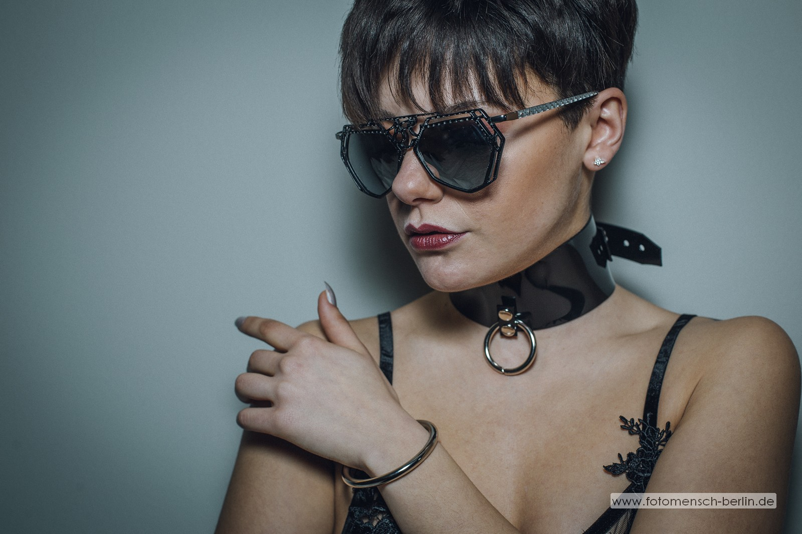 Tiziana for jeweleyesopen Eyewear 3