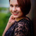 Masha auf der Wiese