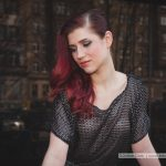 Fashion Shooting  Berlina Pflanze 1 mit Klara Kamm