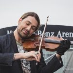 David Garrett in Berlin