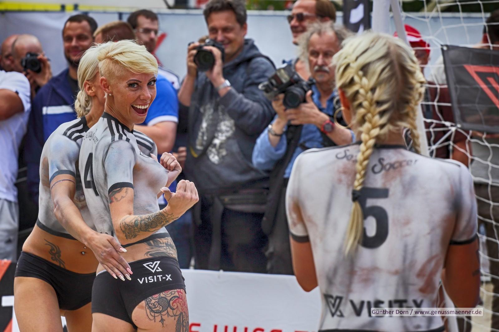Sexy Soccer - fotomensch berlin
