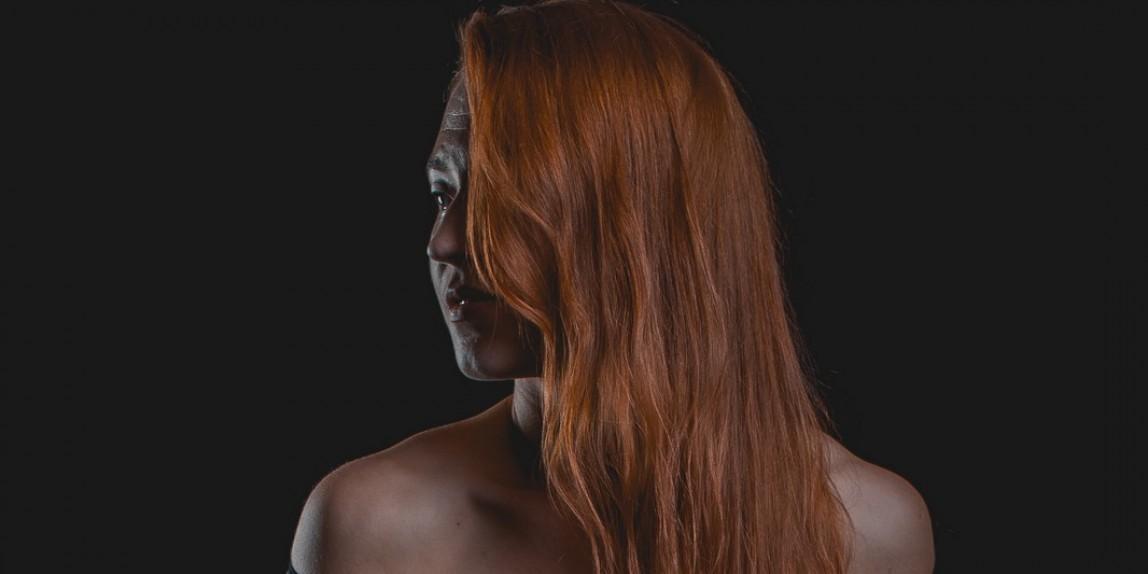 Rote Haare – Emilia