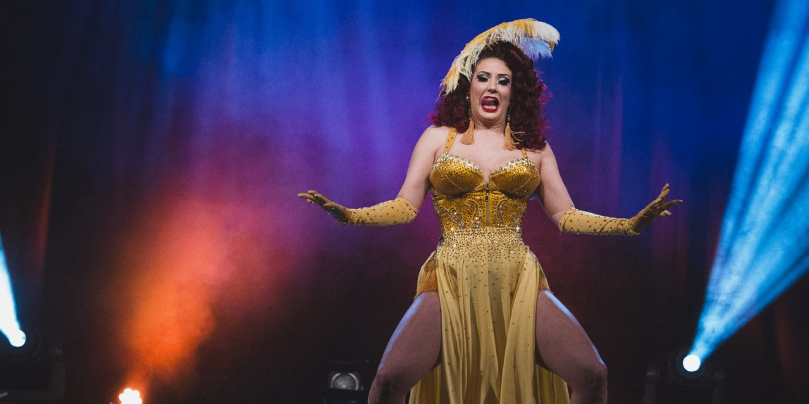 Lucy Lovegun – 7. Berlin Burlesque Festival