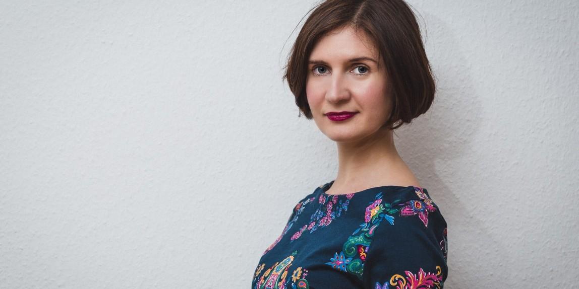 Ein Portrait von Margaritka
