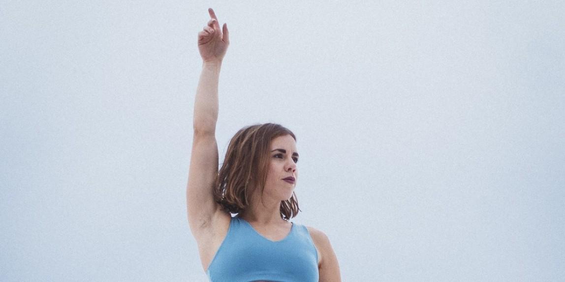 Debora klettert wieder