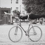 Mareike fährt Rad