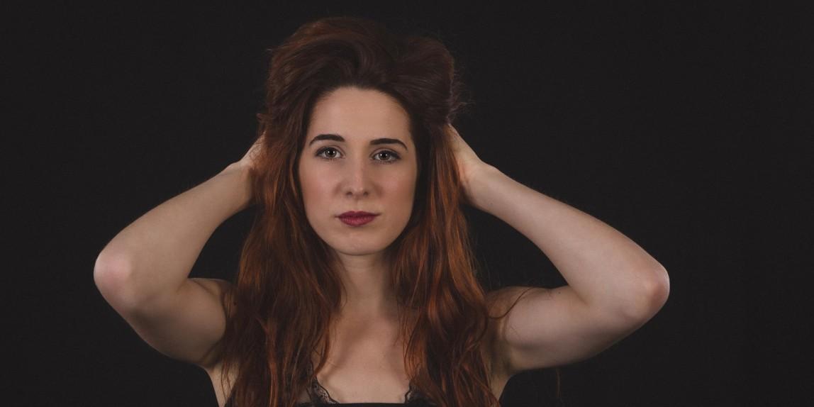 Saraï mit den wunderbaren Haaren
