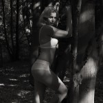 Im Wald mit Lisa Maria