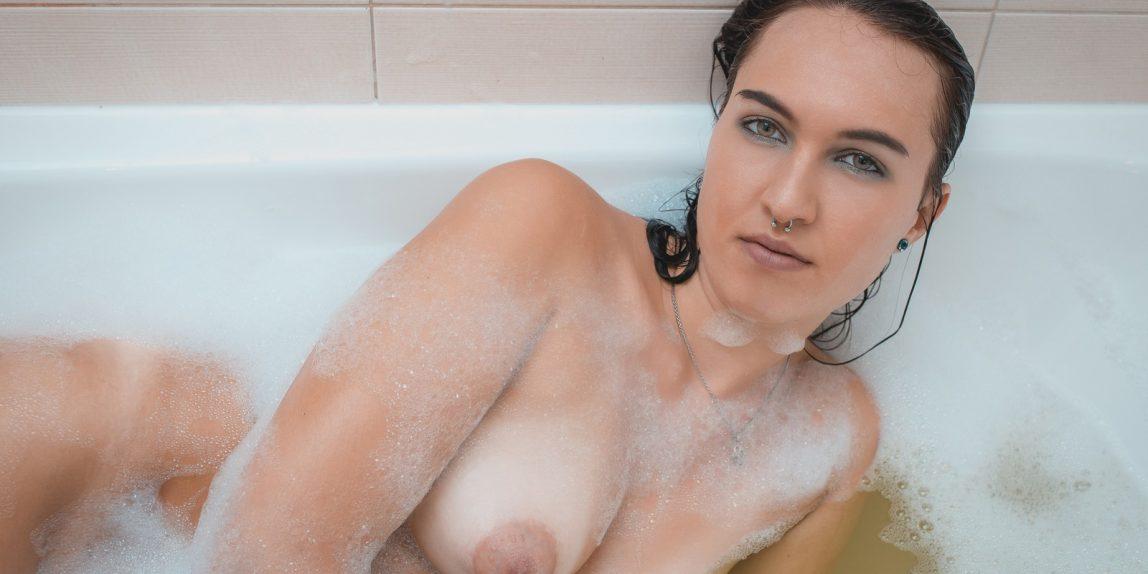 Juron in der Badewanne