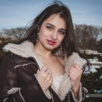 Wintershooting mit Zoya Kostova