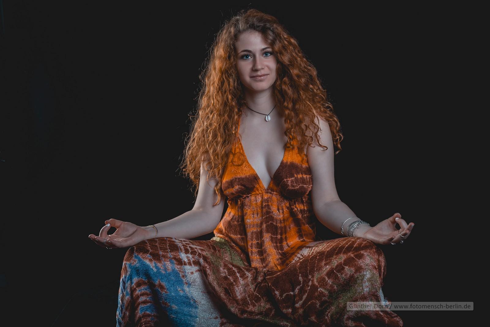 Miranda – das Hippie-Girl