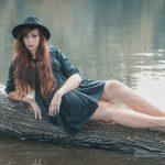 Anni Funk – die Frau die durchs Wasser geht
